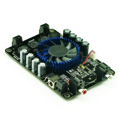ماژول آمپلیفایر صدا با ارتباط بلوتوث TSA7498B(Apt-X) 2x100w