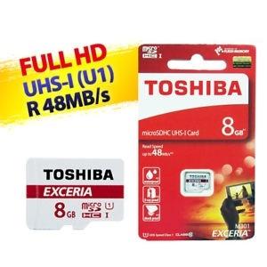 حافظه TOSHIBA U1 8GB سرعت 48MB/s