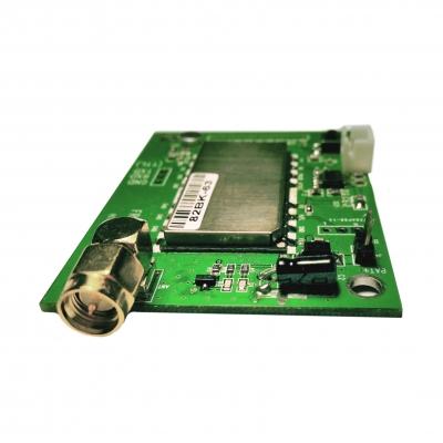 کیت راه اندازی فرستنده و گیرنده صدا واکی تاکی فرکانس 400 تا 470 مگاهرتز توان 2 وات با SR_FRS_2W
