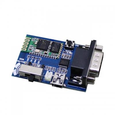 بورد ارتباط سریال از طریق بلوتوث با ماژول BC-04