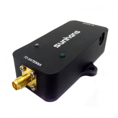 تقویت کننده سیگنال وای فای 2.4 گیگاهرتز 3وات مدل SH24BTA-N