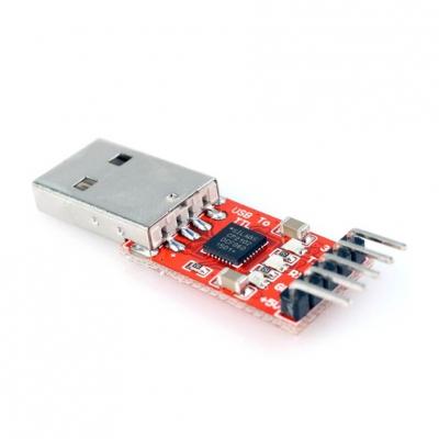 مبدل USB به TTL دانگل با CP2102