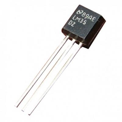 سنسور دمای آنالوگ اورجینال LM35DZ