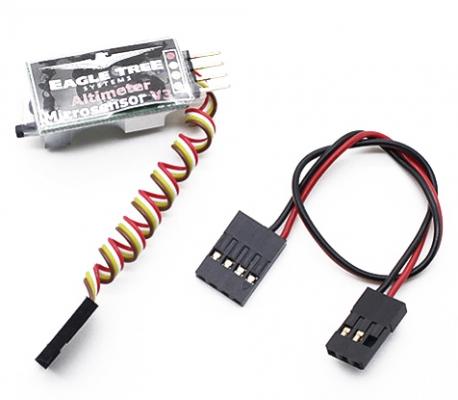 سنسور فشار/ارتفاع Altitude MicroSensor V3 محصول Eagle tree