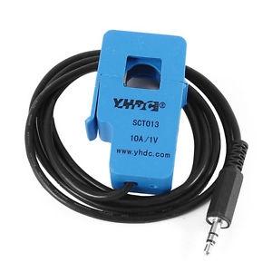 سنسور جریان 10 آمپر کلمپی Split core SCT013-010