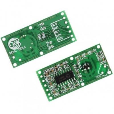 ماژول سنسور تشخیص حرکت مایکروویو RCWL- 0516