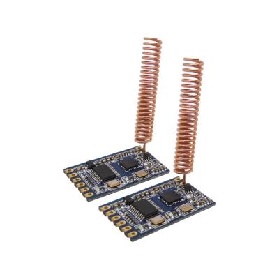 ماژول رادیویی SNR610 آنتن فنری فرکانس 433 مگاهرتز