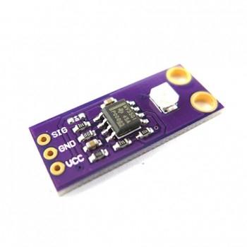 ماژول سنسور آنالوگ نور ماورای بنفش GUVA-S12SD UV