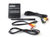 گیرنده تصویر 32 کانال Aomway 5.8G همراه DVR