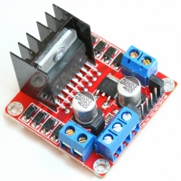 L298N Dual H Bridge DC Stepper Motor Driver Module Controller Board For Arduino