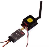تقویت کننده 2.5وات فرکانس 5.8GHz دیجیتال مناسب برای کاربردهای FPV