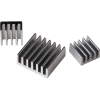 Raspberry Pi Aluminum Heat Sink