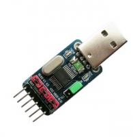 مبدل USB به I2C IIC UART TTL با CH341T