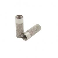کاور فلزی و متخلخل سنسورهای دما و رطوبت 4 سانت مناسب برای گلند نمره PG7