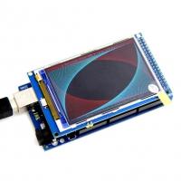 شیلد نمایشگر TFT سایز 3.2 اینچ 320X480 مناسب برای آردوینو MEGA2560 با قابلیت نصب حافظه SD