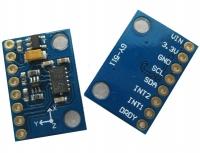 ماژول مگنتومتر و شتابسنج سه محور مدل GY-LSM303C با سنسور LSM303C