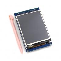 نمایشگر TFT LCD رنگی 2.8 اینچ با درایور ILI9341 تاچ مقاومتی