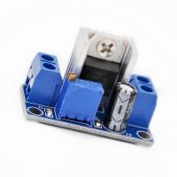 ماژول رگولاتور خطی LM317 با ولتاژ خروجی قابل تنظیم