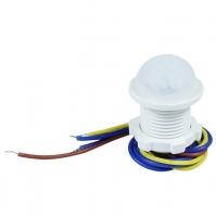 سنسور PIR کوچک دارای سوییچ 220 ولت داخلی مناسب برای کاربردهای روشنایی و امنیتی