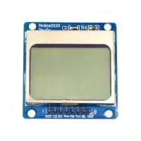 ماژول نمایشگر Nokia5110 بک لایت آبی