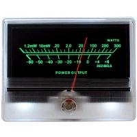 نمایشگر VU وات و دسیبل سیستم های صوتی با بک لایت LED مدل TN-90