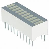 ماژول بارگراف 10 تایی سبز 2.2 ولت 5.08mm x 1.78mm