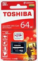 حافظه TOSHIBA U3 64GB سرعت 90MB/s