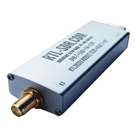 دانگل Mini SDR کیت گیرنده SDR برای باند 500 کیلوهرتز تا 1.7 گیگاهرتز با چیپ RTL2832U و R820T2 همراه دو  آنتن تلسکوپی