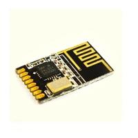 ماژول فرستنده و گیرنده رادیویی +nRF24L01 با آنتن Trace