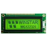 نمایشگر گرافیکی Winstar سبز 32*122 مدل WG12232E-YYH-V#A