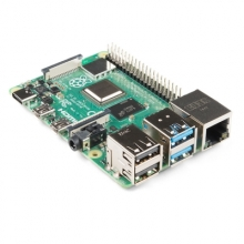بورد رسپبری پای 4  Raspberry Pi 4 4G Model B UK ساخت انگلستان