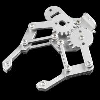 پنجه یا گیره رباتیک فلزی