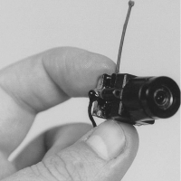 دوربین بیسیم EyeCam محصول Draganfly