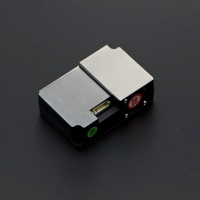سنسور لیزری اندازه گیری ذرات معلق PM2.5