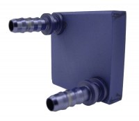 بلوک خنک کننده آبی 4X4 سانت رايت