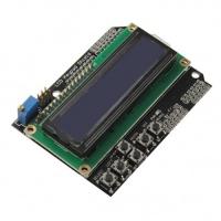 شیلد 1602 LCD کاراکتری آردوینو