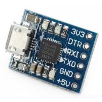 ماژول تبدیل میکرو USB به TTL آی سی CP2102