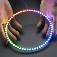 ماژول LED WS2812-60 bit ساعت دیواری
