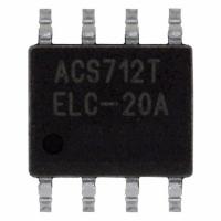 سنسور جريان اثر هال 20 آمپر ACS712ELCTR-20A محصول Allegro