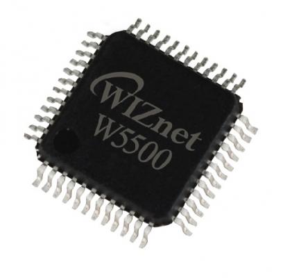 آی سی کنترلر شبکه TCP/IP مدل W5500