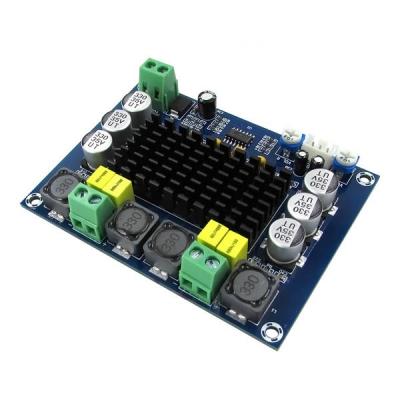 آمپلی فایر دوبل 2x120 وات با TPA3116D2