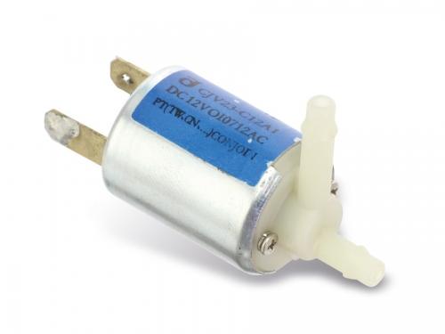 شیر مینیاتوری سلونوئیدی هوا نرمال کلوز 12 ولت CJV23-C12A1