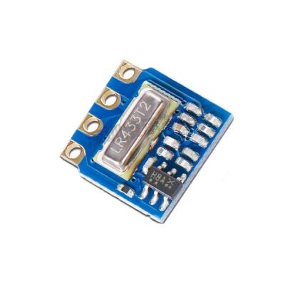 ماژول فرستنده دیتا ASK مدل H34A فرکانس 433MHz