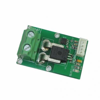 ماژول سنسور جریان اثر هال 50 آمپر با ACS758LCB-050B  مدل A
