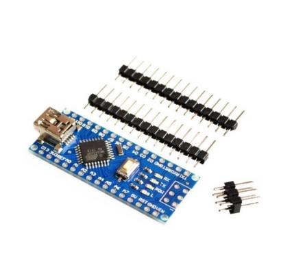 بورد آردوینو نانو مینی USB با CH340G