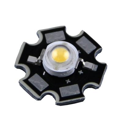 LED نور سفید توان بالا 1 وات 3v