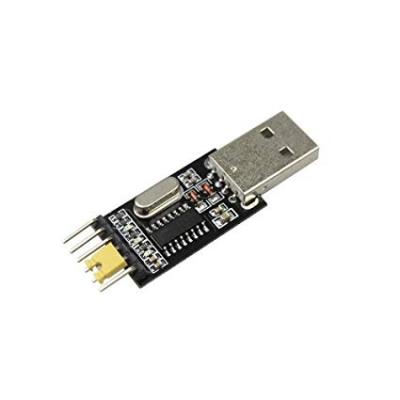 مبدل USB به TTL با CH340G (پروگرامر آردوینو پرو مینی)