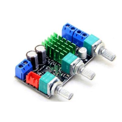 ماژول آمپلیفایر 2X50 وات استریو کیفیت بالا HiFi با TPA3116D