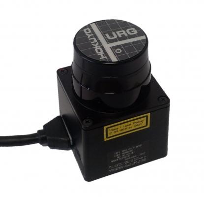 لیزر اسکنر URG-04LX-UG01 محصول Hokoyu ژاپن