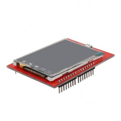 شیلد نمایشگر LCD TFT فول کالر تاچ 2.4 اینچی مناسب برای بردهای آردوینو